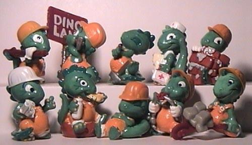 Динозавры строители.