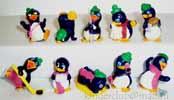 Пингвины зимние. Германия.