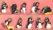 Пингвины зимние. Европа.